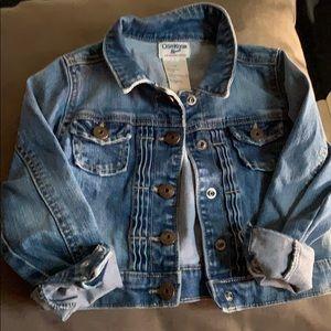 OshKosh jean jacket